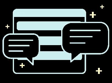 Conversion Optimization Contact Icon Light