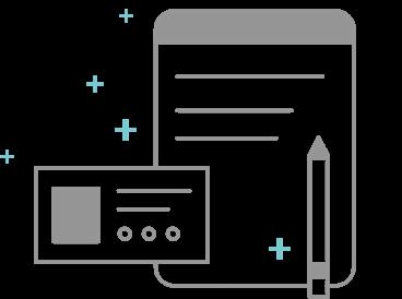 Conversion Optimization Process Icon Dark
